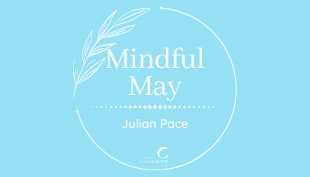 Mindful May - Julian Pace talking at Men's Shed