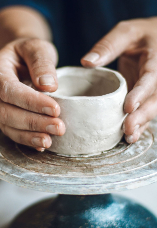 Mindful May - Pottery Workshop
