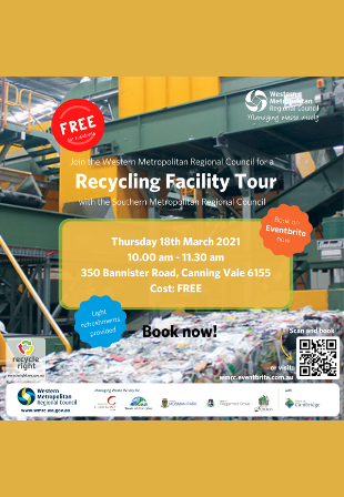 Recycling Facility Tour